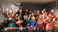 Happy Holidays from the merry team at vCom